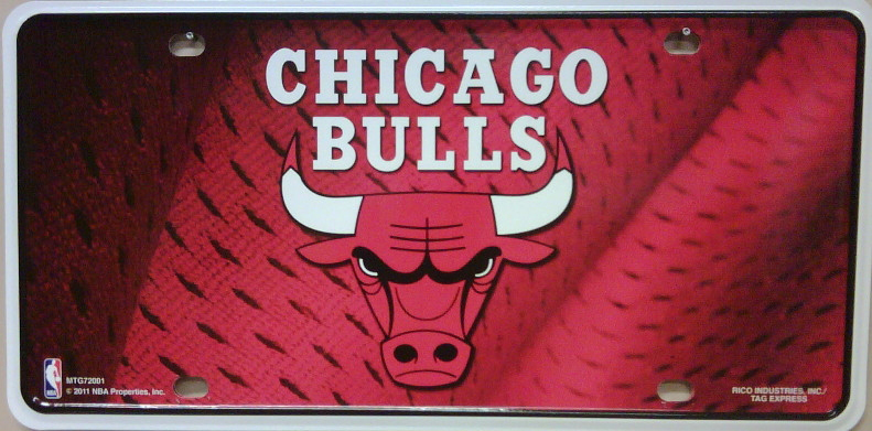 LP-1046-2 Chicago Bulls