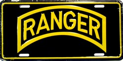 LP-110 Ranger License Plate - 13739