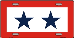 LP-1449-2TLP-1449 Blue Star Mother (Two) License Plate