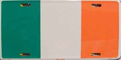 LP-512 Ireland Flag License Plate - 5216