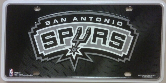LP-665-2 San Antonio Spurs