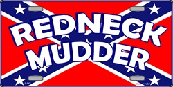 LP-842 Redneck Mudder - Confederate Flag - x136