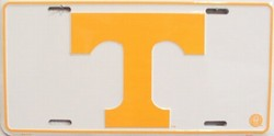 LP-876 Tennessee T License Plate - 2423